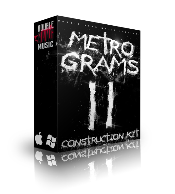 Double Bang Music Metro Grams Vol 2 WAV MiDi FLP